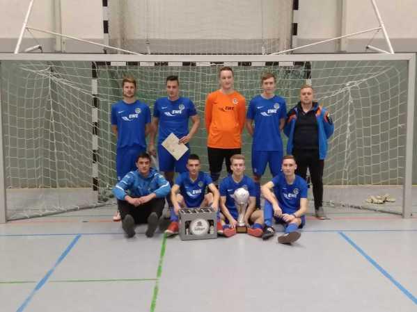 """SV Trent - Sieger des 3. """"Bürgermeister-Cup"""""""
