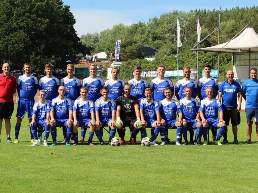 1. Männermannschaft SV BW 50 Baabe