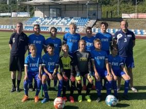 D-Jugend SV BW 50 Baabe Saison 2020/2021