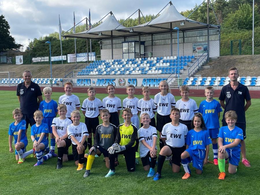 E-Jugend SV BW 50 Baabe 2020/2021
