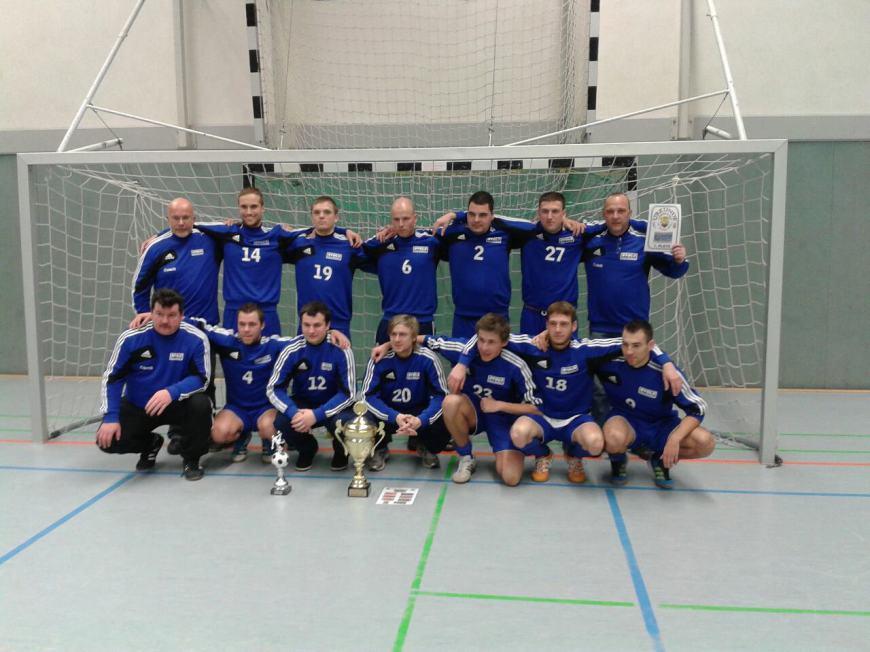 Blau-Weiß 50 Baabe gewann den 15. Mönchgutpokal