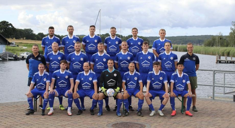 SV BW 50 Baabe 1. Herrenmannschaft 2021/2022
