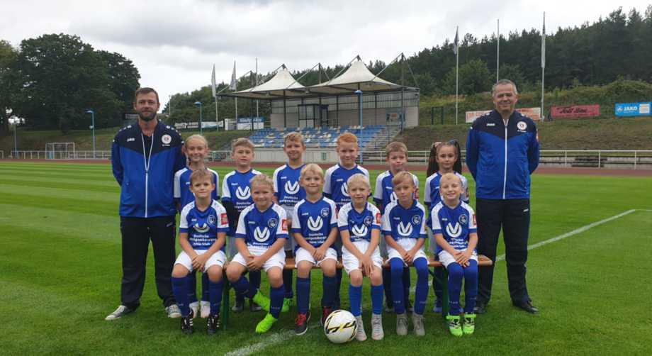 SV BW 50 Baabe F-Jugend 2020/2021